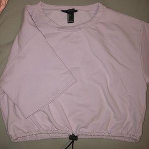 Forever21 oversized shirt